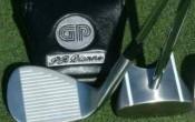 GP putter & HBB 56 wedge